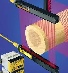 24v volume measure light curtain sensor detect passing