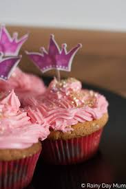 pretty pink cupcake.  Cupcake Simple To Follow Recipe Make Princess Sparkle Cupcakes With A Sweet Pink  Vanilla Buttercream Frosting Throughout Pretty Pink Cupcake O