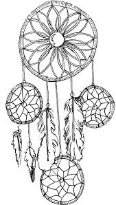 Black And White Dream Catcher Tumblr Stunning 32 Boho Drawing Peace HUGE FREEBIE Download For PowerPoint
