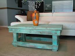 DIY Pallet Coffee Table  HashtagBlessedPallet Coffee Table Diy