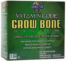 garden of life raw calcium. garden of life raw calcium supplement - vitamin code grow bone system whole f.. a