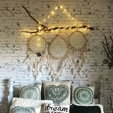 Tree Branch Dream Catcher Custom Dream Catcher Wall Hanging On Branch Home Pinterest 60