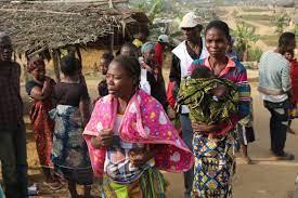 ليبيريا / ساحل العاج: لم شمل أطفال ساحل العاج مع أسرهم   اللجنة الدولية  للصليب الأحمر