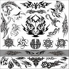 татуировки детские фото