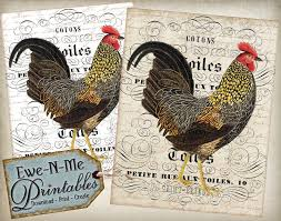 printable french country wall decor