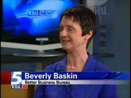 WRAL with Beverly Baskin on Green Holidays - YouTube