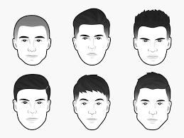 あなたに似合う髪型はどれ 顔型で選ぶ人気のメンズヘアスタイル