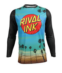 Design Fit Premium Custom Rival Dreamin Jersey Ink Sublimated – Co