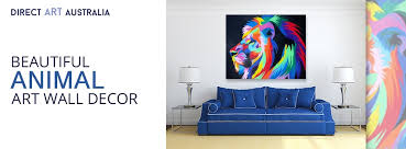 beautiful animal art can lift the energy in any room choose from our large gallery of handpainted art  on wall art painting melbourne with animal art paintings prints online melbourne sydney brisbane