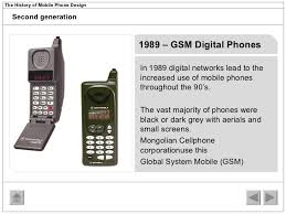 When Was The Cell Phone Invented The History Of Mobile Phone