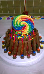 9 Best Homemade Birthday Cakes Images Homemade Birthday Cakes No