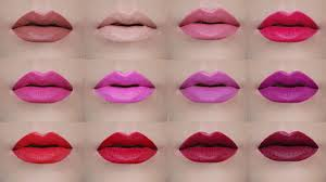 Avon True Color Perfectly Matte Lipsticks Lip Swatches Delia Ahmed