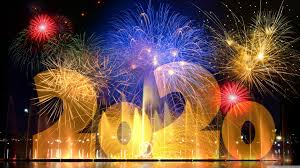 2020 New Years Eve Ultra Hd Desktop Background Wallpaper For