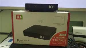 Trải nghiệm K+TV Box - YouTube