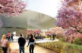 apple cupertino headquarters foster partners apple new office