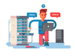 Network Specialist Stock Illustrations 2 026 Network