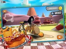 formula cartoon all stars crazy cart racing with your favorite cartoon network characters screenshot
