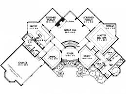 eplans european house plan uniquely angled walkout basement home