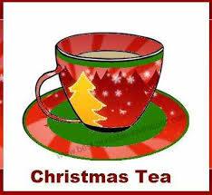 Tea Invitations Printable Christmas Tea Invitation