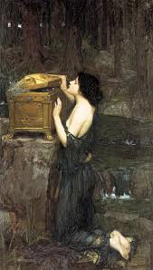 pandora simple english the encyclopedia john william waterhouse pandora 1896