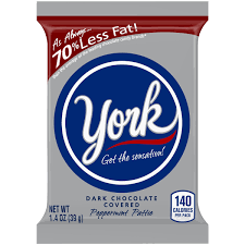 york peppermint. upc 034000003303 product image for peppermint pattie candy 1.4 oz wrapper | upcitemdb.com york o