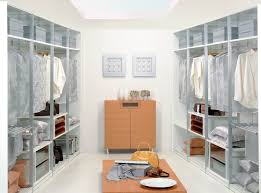 Modern Bedroom Closet Design Decoration Modern Grey Walk In Closet Organizers Design With