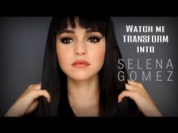 selena gomez transformation hands to myself makeup tutorial
