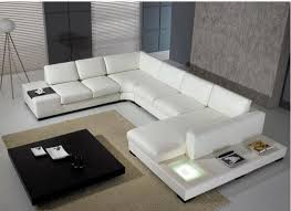 corner living room furniture. Living Room Sofa Set Corner Sofa U Shaped Couch Real Genuine Leather  Sectional Sofas Muebles De Living Room Furniture D