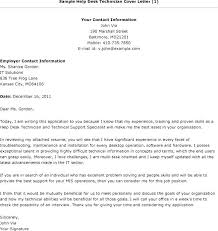 Typing A Cover Letter How To Write Cover Letter For Resume Help Desk