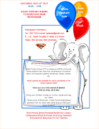 bake template outline templates fundraiser bake flyer template 125749078 png