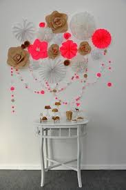 Tissue Paper Flower Wall Art 96 Best Wedding Decor On A Budget Images Do It Yourself