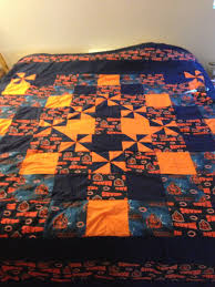 11 best Quilts images on Pinterest | Amish quilts, Baby baby and ... & Chicago bears quilt Adamdwight.com