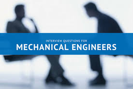 Mechanical Engineer Picture Mechanical Engineer Interview Questions And Answers Article Dare