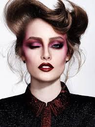 lady red model thairine garcia photographer nicole heiniger fashion editor renata correa make