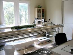 quilt studio makeover | Carla Barrett & carlastudio2 Adamdwight.com