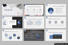 Vegapunk Pitch Deck Powerpoint Template Hesa2l Pptx