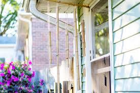 make bamboo wind chimes