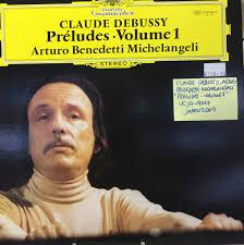 Claude Debussy - Arturo Benedetti Michelangeli - Préludes Volume 1 (lp) -  Il 23