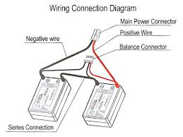 lipo saddle pack help rcshortcourse Lipo Battery Wiring Diagram click the image to open in full size 7.4v lipo battery wiring diagram