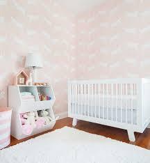 a pink bunny nursery with target  emily henderson  bunny nursery