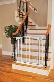 banister gate adaptors