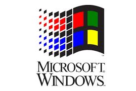 Old Microsoft Logo Unlimited Clipart Design