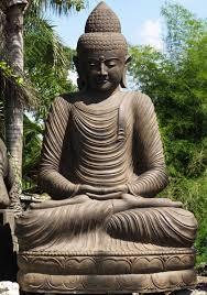 sold stone large meditating garden buddha statue 106 67ls58 hindu s buddha statues