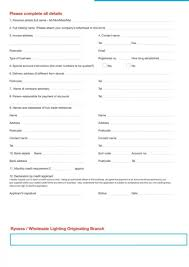 Wholesale Credit Application 012 Wholesale Account Application 788x1114 New Form Template