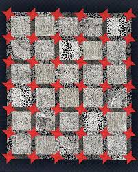Free Batik Quilt Patterns   AllPeopleQuilt.com & Striking Black-and-White Quilt Adamdwight.com