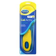 <b>Стельки для комфорта на</b> каждый день мужские Scholl GelActiv ...