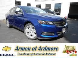 2014 Blue Topaz Metallic Chevrolet Impala LS #81170942 | GTCarLot ...