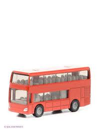 Двухэтажный <b>автобус</b> SIKU 2170376 в интернет-магазине ...