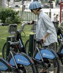 Bike Rental Vending Machines Delectable Boris Bike Users Would You Wear A Bicycle Helmet Made From Paper