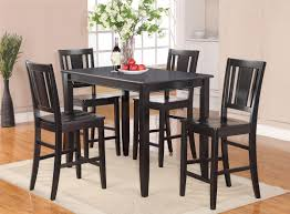 Narrow Kitchen Table Sets Kitchen Table And Chairs For Small Spaces Small High Top Round
